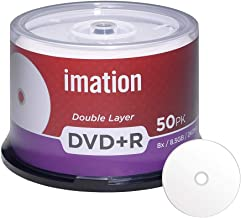 Best imation dvd r dl 8.5 gb Reviews