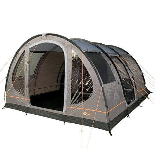 Portal Gamma 5-tunneltent voor 5 personen outdoor familietent waterdicht 4000 mm waterkolom