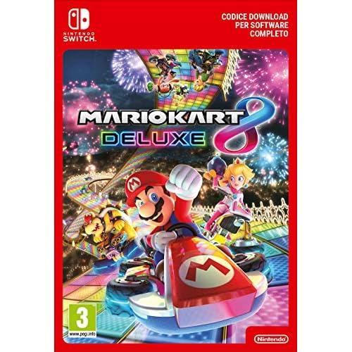 Mario Kart 8 Deluxe   Nintendo Switch - Codice download