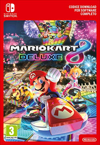 Mario Kart 8 Deluxe | Nintendo Switch - Codice download