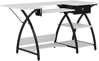 Sewingriteホーム、趣味Comet裁縫机–ブラック/ホワイト