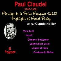 Paul Claudel livre audio