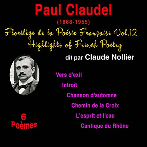 Couverture de Paul Claudel