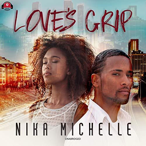 Love's Grip audiobook cover art