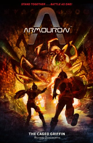 Armouron: The Caged Griffin (English Edition)