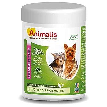 Animalis - Bouchées Apaisantes Phytapaise pour Chien - 100g