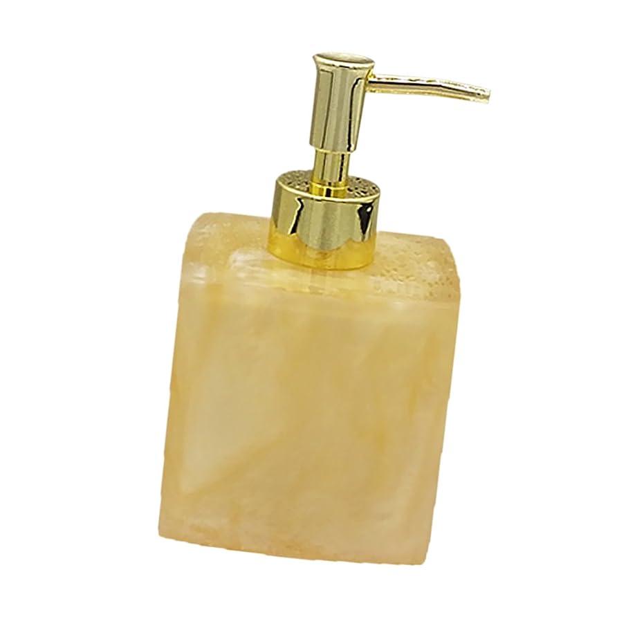 怖い熱狂的なカラス(8.5 7.8 15cm, Yellow) - MonkeyJack Resin Soap Shampoo Dispenser Bath Liquid Body Lotion Pump Bottle/Jar VARIOUS - Yellow, 8.5 7.8 15cm