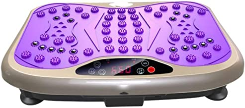 Quick Slimming Power Fit Platformi OEWith Remote Control Magnet Massage Shiatsu Massagei OEA Variety Of Functions Vibration Platform Machines Color Brown DSB Color Purple Estimated Price : £ 349,03