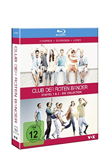 Club der roten Bänder - Staffel 1+2 Collection [Blu-ray]