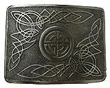 UTK Scottish Kilt Belt Buckle Three Different Finishes - #28