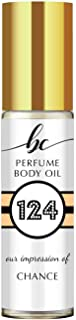 Sponsored Ad - BC Perfume Body Oil Impression of (Chance ) Travel Size Sample Refillable Bottle Fragrance Long Lasting Ess...