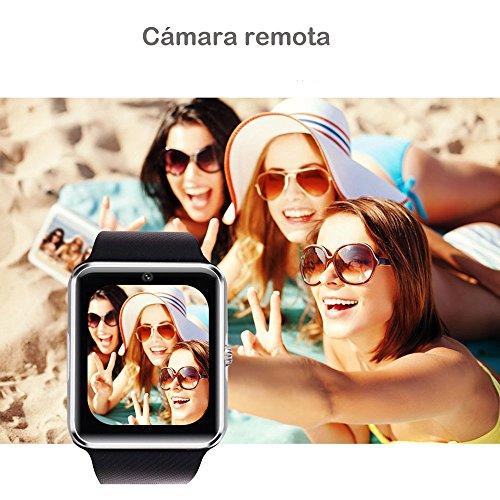 Willful Smartwatch, Reloj Inteligente Android con Ranura para ...