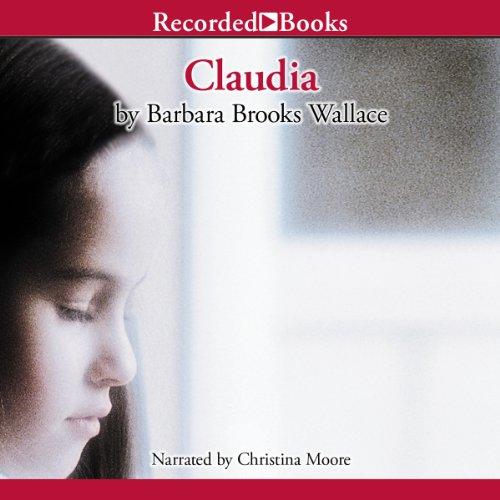 Claudia audiobook cover art