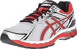 Asics T448N Mens GEL-PURSUE Running Shoes, Lightning/Flame/Blac, 9H