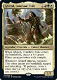 Magic: the Gathering - Ghired, Conclave Exile - Ghired, Esule del Conclave - Commander (2019 Edition) - Foil