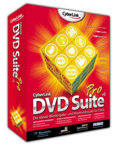 Cyberlink DVD Suite 6 Pro