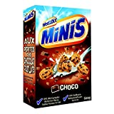 WEETABIX mini cereales con chocolate paquete 450 gr