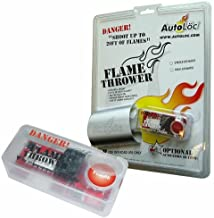 Autoloc Flame Single Exhaust Flame Thrower Kit