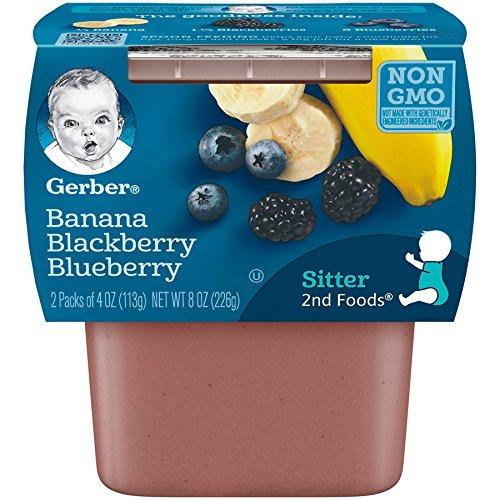 gerber baby food assorted pack - 4