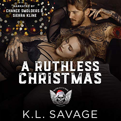 A Ruthless Christmas cover art