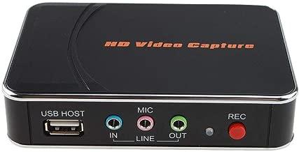 REFURBISHHOUSE HD Spiel Videos Aufnehmen 1080P Hdmi Ypbpr Rekorder Für Xbox One / 360 PS3 / PS4 Eine Taste Ohne PC Ohne EU Stecker