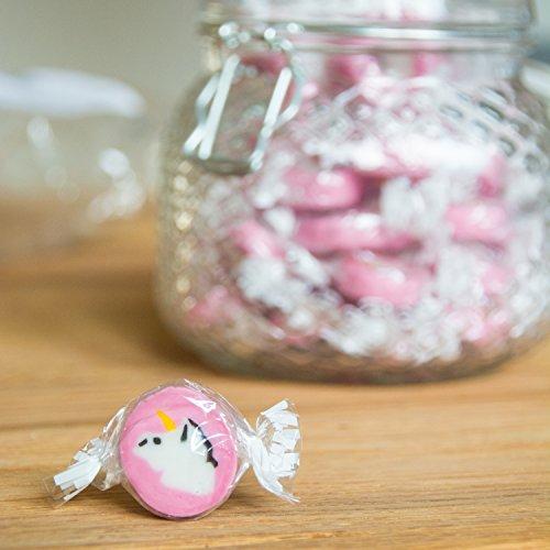 Unicorn Rocks Bonbons - Die Einhorn Bonbons - Auch als süße Tischdeko zu Party Hochzeit Kindergeburtstag (5 x 200g)