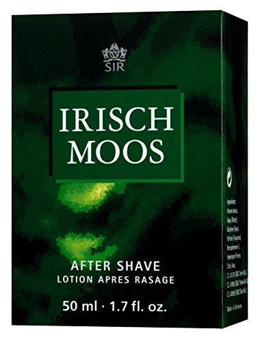 Sir Irish Moos homme/men, Aftershave Lotion, 1er Pack (1 x 50 g)