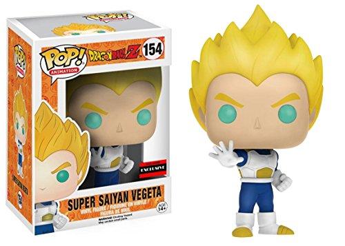 FunkoPOP!Dragon Ball: Vegeta Super Saiyan