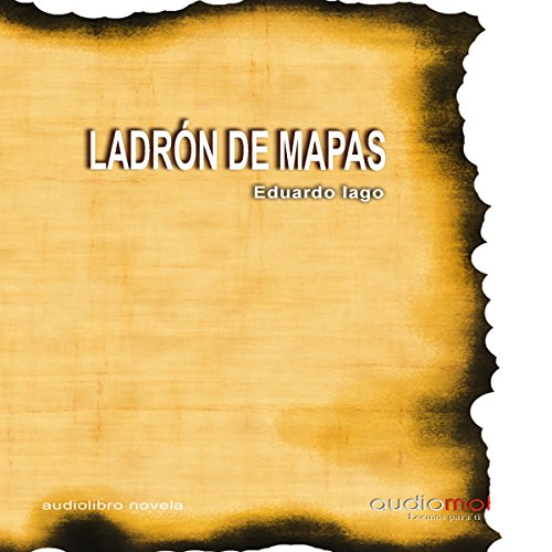 Ladrón de mapas [Thief of Maps] cover art