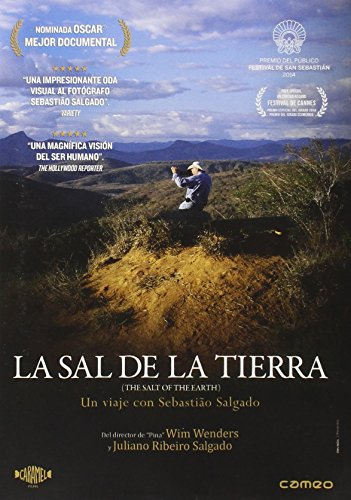 La Sal De La Tierra (The Salt of the Earth) [DVD] [ES Import]