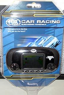 Excalibur Electronic FX304 Fox Sports Car Racing Handheld Game