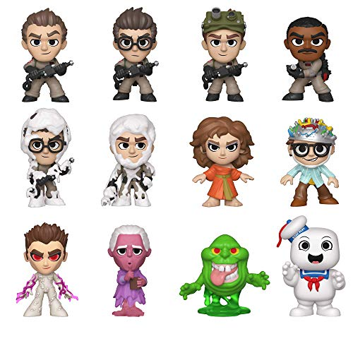 Image of the Funko Mystery Minis: Ghostbusters, Multicolor