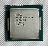 DIPU WULIAN Core i7 4770K SR147 3.5GHz Quad-Core CPU Intel I7-4770K Desktop Processor