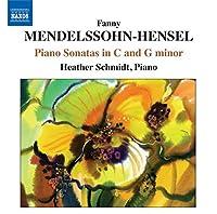 Piano Sonatas in C & G Minor