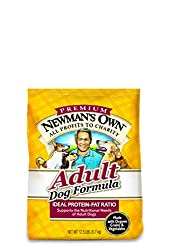 Newman's Own natural dog food