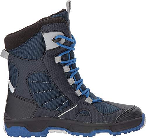 Jack Wolfskin Jungen Boys Snow Ride Texapore Trekking- & Wanderstiefel, Blau (Vibrant Blue), 28 EU