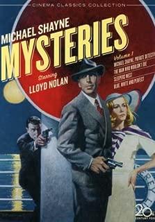 Michael Shayne Mysteries: Volume One