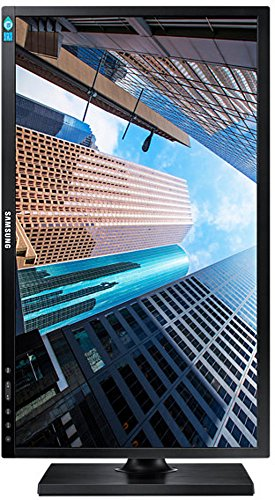 Samsung S24E650BW 60,96 cm (24 Zoll) Monitor (DVI, D-Sub, 4ms Reaktionszeit, 1920 x 1200 Pixel), schwarz - 5