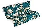 A.S. Création 364981 Papier peint, Bleu, vert, rose, 10,05 m x 0,53 m