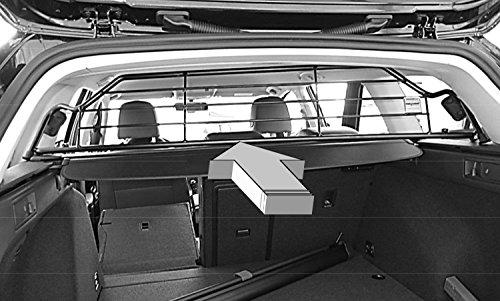 Kleinmetall Masterline passend für VW Golf VII Variant Trenngitter/Hundegitter/Gepäckgitter