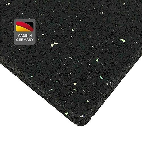 Systafex® Antirutschmatte Gummimatte Unterlage Matte Gummi Unterlage Bautenschutzmatte 6 mm 125cm x 150cm