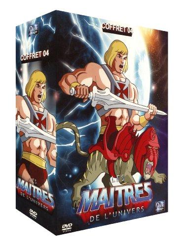 Les Maîtres de l'univers-Partie 4-Coffret 4 DVD-VF