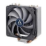 Arctic Freezer 33 CO Dissipatore per CPU Semi-passivo con Ventola da PWM 120 mm per Intel 115X/2011-3 e AMD AM4, Grigio
