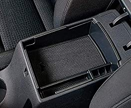 kaungka Car Center Console Tray Center Console Organize Armrest Secondary Storage Glove Box Compatible with 2017 2018 2019 Hyundai Elantra Sedan