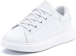 [shoesway] スニーカー ランニングシューズ スポーツシューズ レディース キッズ カジュアル 軽量 防水 ローカット 学生 通学 通勤 運動靴 通学靴 子供 女性 靴 可愛い