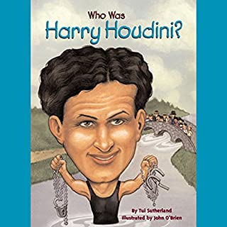Who Was Harry Houdini? cover art