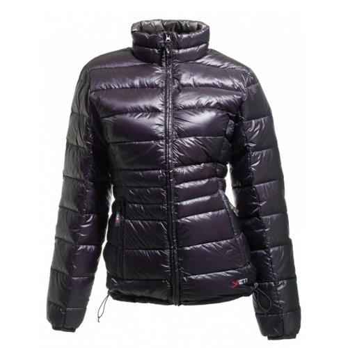Yeti Daunenjacke Desire Lightweight Down Jacket Damen Blck/chgr L