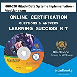 HH0-220 Hitachi Data Systems Implementation - Modular exam Online Certification Video Learning Made Easy
