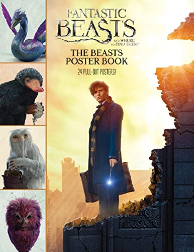 Fantastic Beasts and Where to Find Them: The Beasts Poster Book