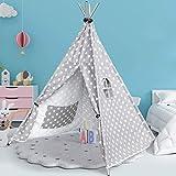 HAUEA Teepee Tent for Kids...